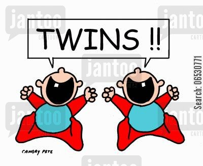 What dream about twin-boys means